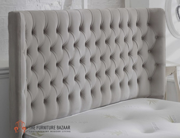 Furniture Bazaar Luxury Winged Headboards